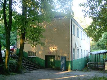 Budynek wylęgarni