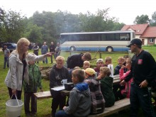 Warsztaty ekologiczno - wędkarskie dla dzieci